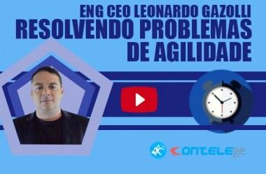 [Vídeo] Agilidade | Sistema inteligente de pontualidade