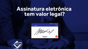 Assinatura digital tem valor legal?
