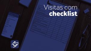 App para checklist em visitas externas