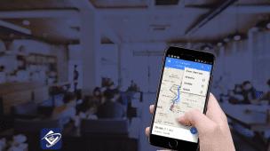 Google Maps para Reembolso por KM Rodado