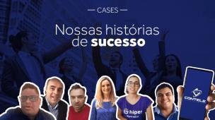 Histórias de sucesso com o Contele Gestor de Equipes