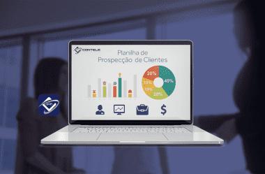 Planilha de Prospecção de Clientes: Controle as visitas externas