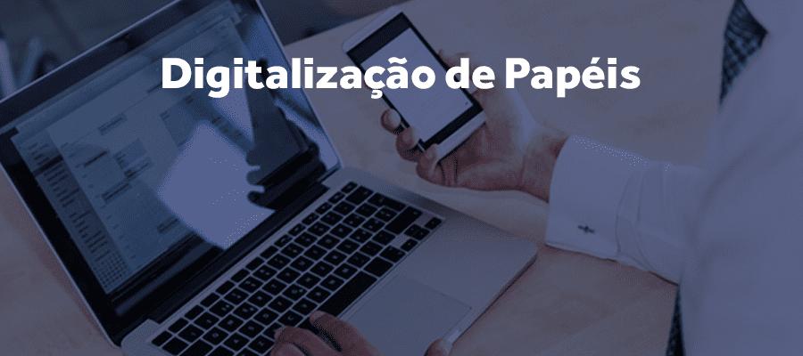 Digitalização de Papéis