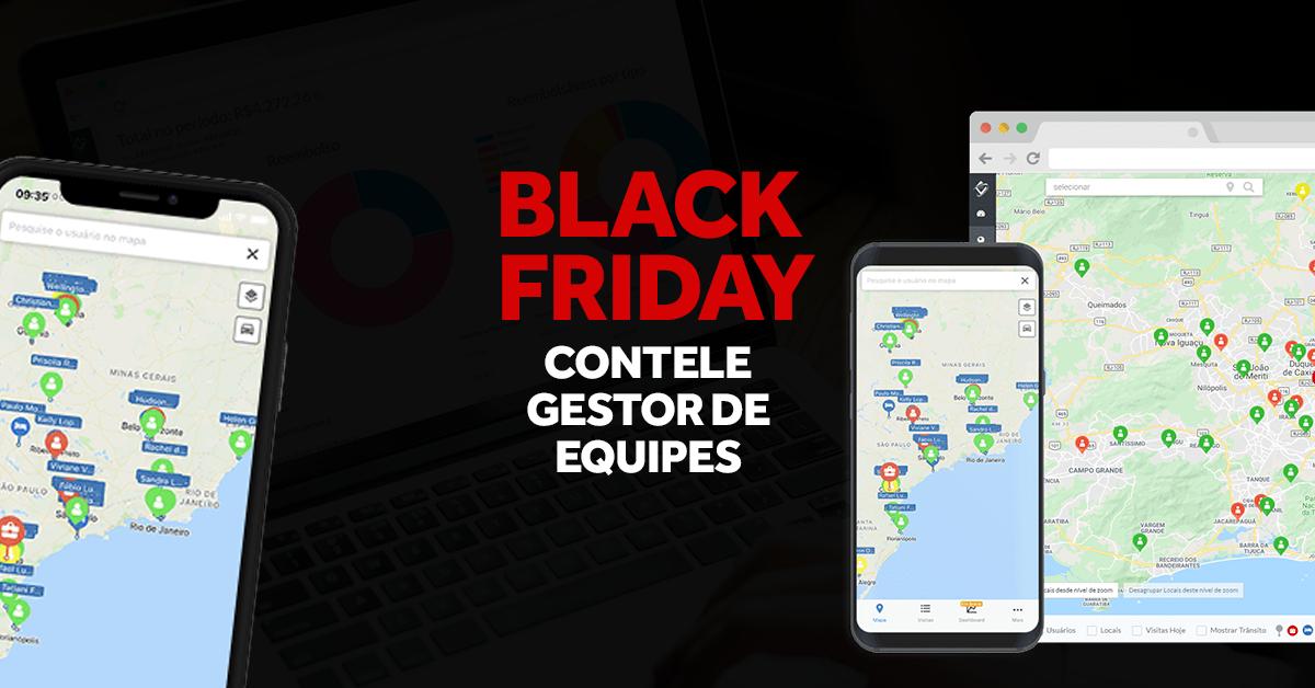 Black Friday Contele Gestor de Equipes